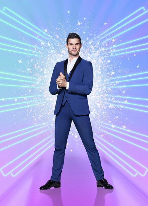 In 2013, Aljaž debuted and won in the dance contest Strictly Come Dancing