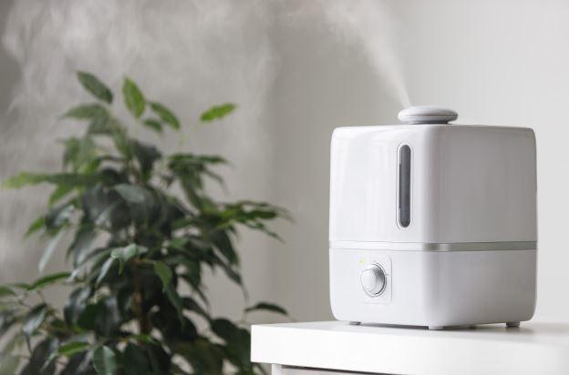 Humidifiers keep skin-irritating dry air at bay